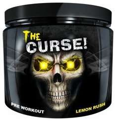 Cobra Labs The Curse - 250g (50 Servings) at Bodybuilding Warehouse for £19.89 + £1.99 delivery