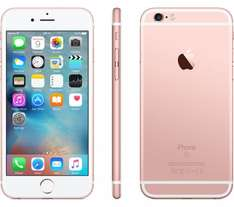 Iphone 6s 128gb Rose Gold sim free at Tesco Direct for £599