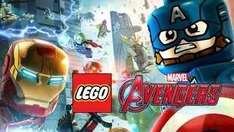 Lego Marvel Avengers AND Super Heroes (PC, Steam) @ Bundle Stars for £7.99