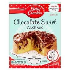 Betty Crocker Cake Mix & Icing RRP £2.25 - 2 for £3 @ Asda
