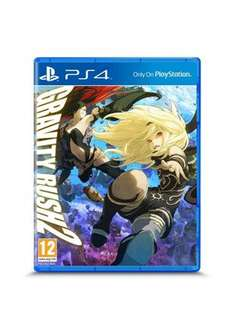 Gravity rush 2 (ps4) preorder £39.99 @ base