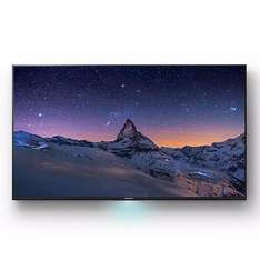 Sony KD49X8305CBU 49 Inch Smart WiFi Built In Ultra HD 4k LED TV with Freeview HD £574 w/code @ Tesco Direct