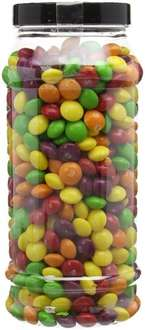 A-Z Sweetshop Skittles Fruity Chewy Sweets Gift Jar £3.79 @ AMAZON (AddonItem)
