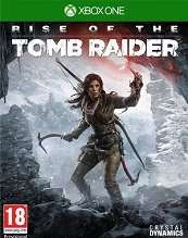 [Xbox One] Rise Of The Tomb Raider-As New (Boomerang Rentals) - £11.49