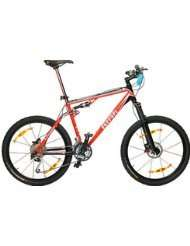 "Ferrari Cx60 26"" Full Suspension Mountain Bike Ferrari Medium 19"" frame £549.99 @ discountcycleshop  / Amazon"