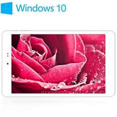 Chuwi Hi8 Android 4.4 + Win10 Tablet PC  -  EU PLUG+WHITE - GearBest - £62.06