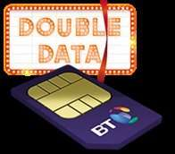 BT Mobile SIMO 500Mins, Unlimited text, Unlimited BT Wifi, 4GB Data works out £2.5 pm for BT customer and £7.5 for non BT customers