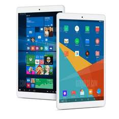 8 inch Teclast X80 Pro Tablet PC  -  WINDOWS 10 + ANDROID 5.1  WHITE - GearBest - £65.94