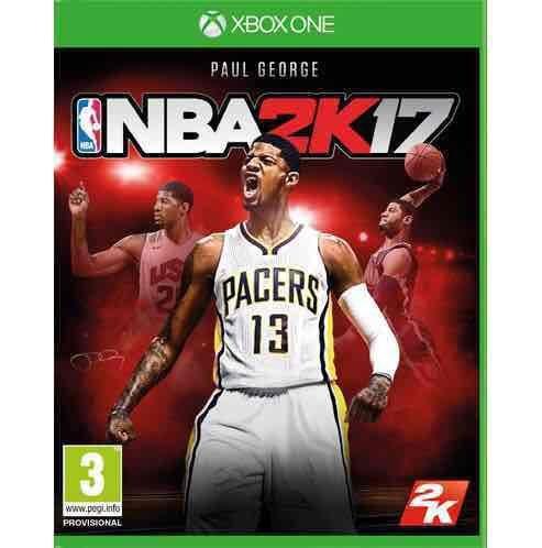 NBA 2K17 offer £40 @ Tesco