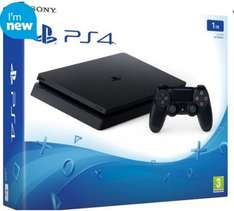 PS4 Slim 1TB + Controller £277 @ Tesco
