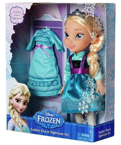 Elsa girls nightware doll £12.99 @  Argos