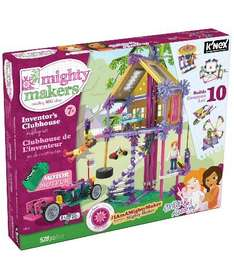 Knex mighty makers inventors clubhouse £29.99 @ Argos