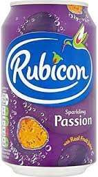 12 can pack rubicon passion fruit £1.99 @ Asda Hyson Green nottingham
