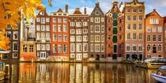 DFDS FLASH SALE! Newcastle-Amsterdam mini cruises from £35pp!
