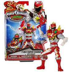 2 x Power Rangers super dino charge figures for £12 instore today & Tomorrow @ Smyths