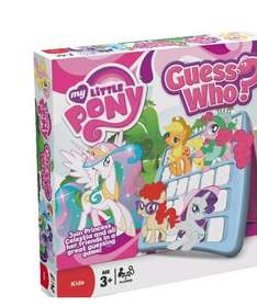 Buy My Little Pony Guess Who at Argos.co.uk £11.99