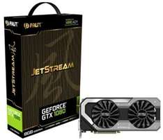 Palit NEB10 80015P2J GeForce GTX1080 Jetstream Graphics Card FREE DELIVERY £559.99 @ AMAZON