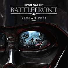 Star Wars Battlefront Season Pass £23.99 on PSN