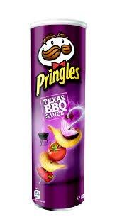 Pringles Texas BBQ Sause RTC 65p @ Tesco Express