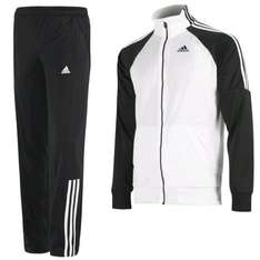 adidas men's zip up tracksuit all sizes £33 With Free C&C or +£3.99 delivered @ La Redoute