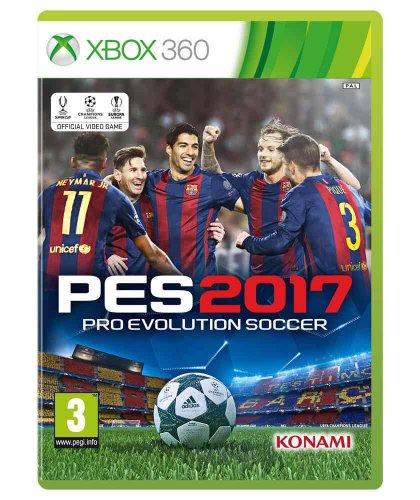 pro evolution soccer  2017 £28.99 Argos