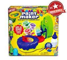 Crayola Paint Maker Home Bargains for £7.99
