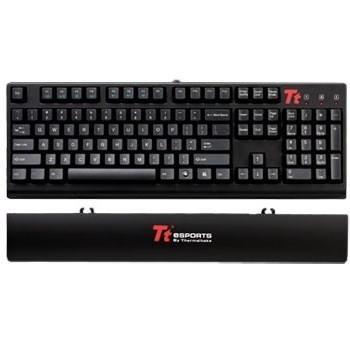 Thermaltake eSPORTS MEKA G1 Mechanical Keyboard (CHERRY MX BLACK) £39.99 @ Box