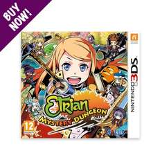 Etrian Mystery Dungeon - Nintendo 3DS £16.99 @ NIS Europe