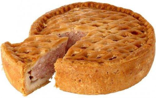 Morrisons Large Lattice Pork Pie (33% Pork) was £2.00 now £1.00