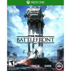 [Xbox One] Star Wars: Battlefront-As New £9.35 (Boomerang Rentals)