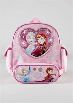 Disney Frozen Light Up Backpack was 12.00 NOW 6.00 FREE Click and Collect @ matalan