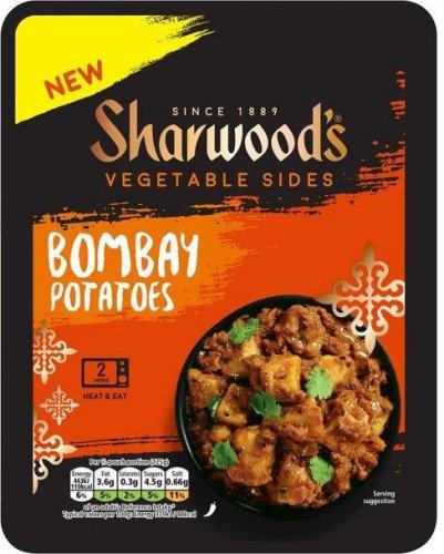 Sharwoods Vegetable Sides (250g) was £1.71 now £1.00 @ Morrisons