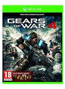 Gears of War 4 Xbox One Pre-Order, £37 Amazon