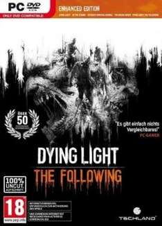 Dying Light: The Following - Enhanced Edition (Steam) £20 @ Instant Gaming