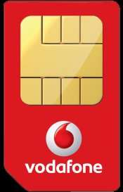 Vodafone SIM only 8GB & Unlimited Min/Text £17pm for 12 months (or £5.50 after cashback) @ e2save
