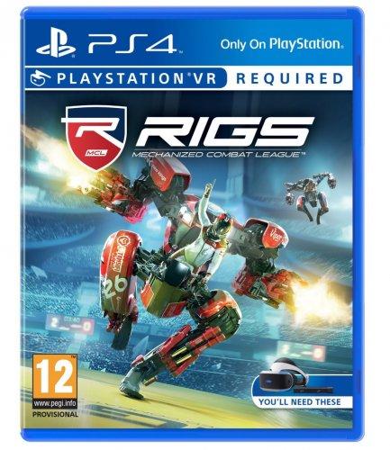 RIGS (PSVR) £35 @ Amazon