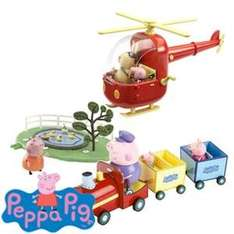 Peppa Pig's Fun Day Out Playset Home Bargains £24.99 instore (sold out on line)