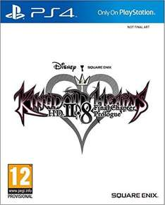 Kingdom Hearts HD 2.8 Final Chapter Prologue (PS4) £35 @ Amazon or Tesco Direct with code (TDX-WFRX)