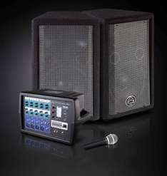 Wharfedale PMX500 PA System £83.76 @ amazon