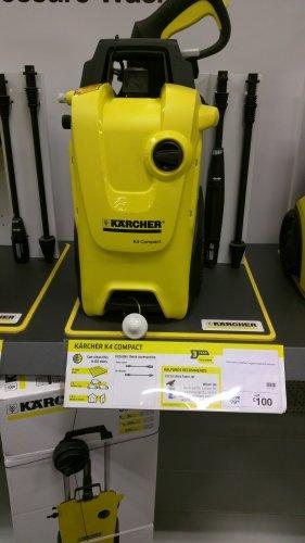 Karcher K4 Compact £100 Halfords