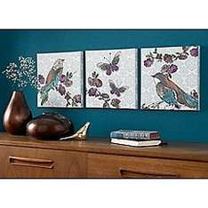 Monsoon Home Multicoloured Monsoon Birds Wall Art was £30 now £7.50 Delivered (with code) @ Debenhams (more in comments)