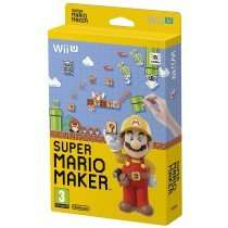 Super Mario Maker (with artbook) WiiU £24.95 @ The Game Collection