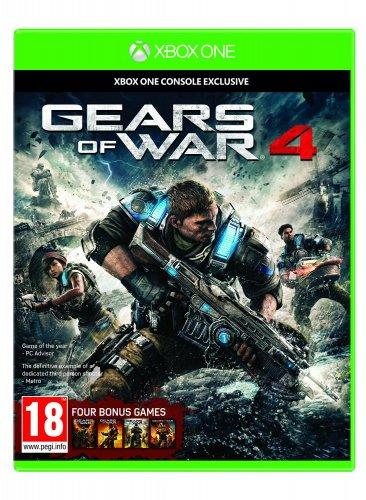 [Xbox One] Gears Of War 4 - £35.00 - Amazon/Tesco
