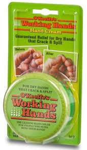 O'Keeffe's Working Hands 96gm x 3 for £9.98 Super Drug (Health and Beauty card holders)