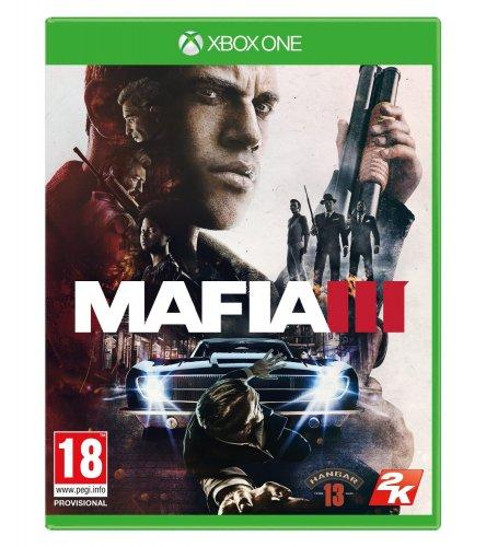 Mafia 3 Xbox One/PS4 at Amazon for £35