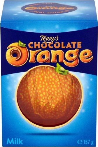 Terry's Chocolate Orange Milk Chocolate Box (157g) Half Price was £2.00 now £1.00 @ Tesco