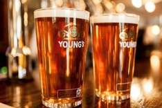 FREE pint @ Youngs pub