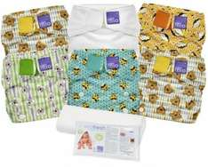 Aldi Baby Event - Miosolo Reusable Nappies - £7.99 (£10-15.99 elsewhere)