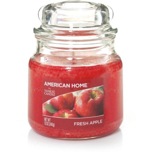 Yankee Candle Fresh Apple Medium Jar £9 @ Tesco