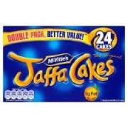 24 McVites Jaffa cakes £1 at onestop